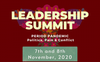 The Laali Project's Global Leadership Summit on Period Pandemic