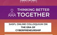 SASFL's Online Colloquium on The Era of Cyberpreneurship