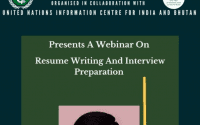 Vaze Model United Nations' Webinar on Resume Writing and Interview Preparation