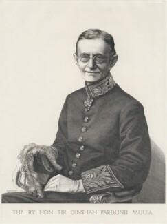 Sir Dinshah Fardunji Mulla
