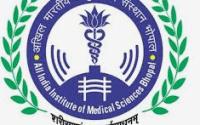 AIIMS Bhopal legal assistant job post