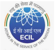 ECIL senior manager law job post hyderabad