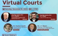 PCGT's Webinar on A Vision for Virtual Courts