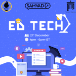 SASFL's Samvad on Education Technology