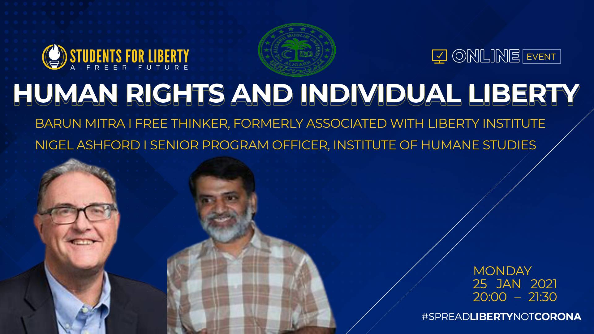 South Asia SFL- AMU Mallapuram Center Conference on Human Rights and Individual Liberty