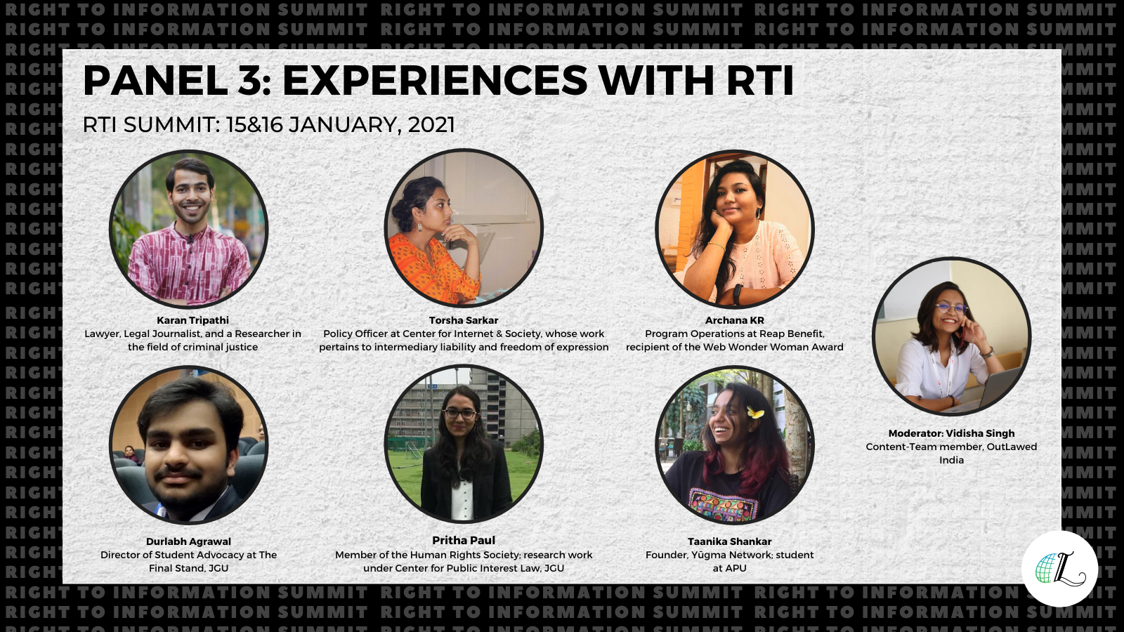 Experiences with RTI