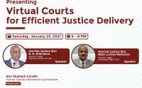PCGT's Webinar onVirtual Courts for Efficient Justice Delivery