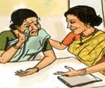 job post case worker social welfare office jharkhand