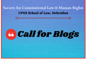upes sclhr call for blogs
