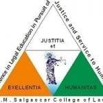 V.M Salgaocar College of Law