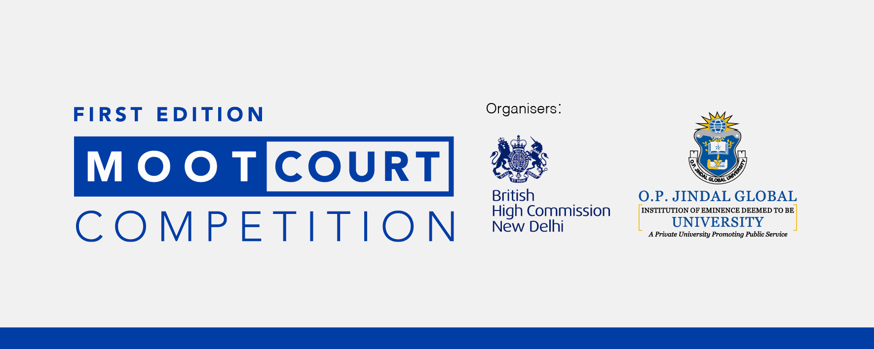 British High Commission Jindal Global University Moot Court Competition