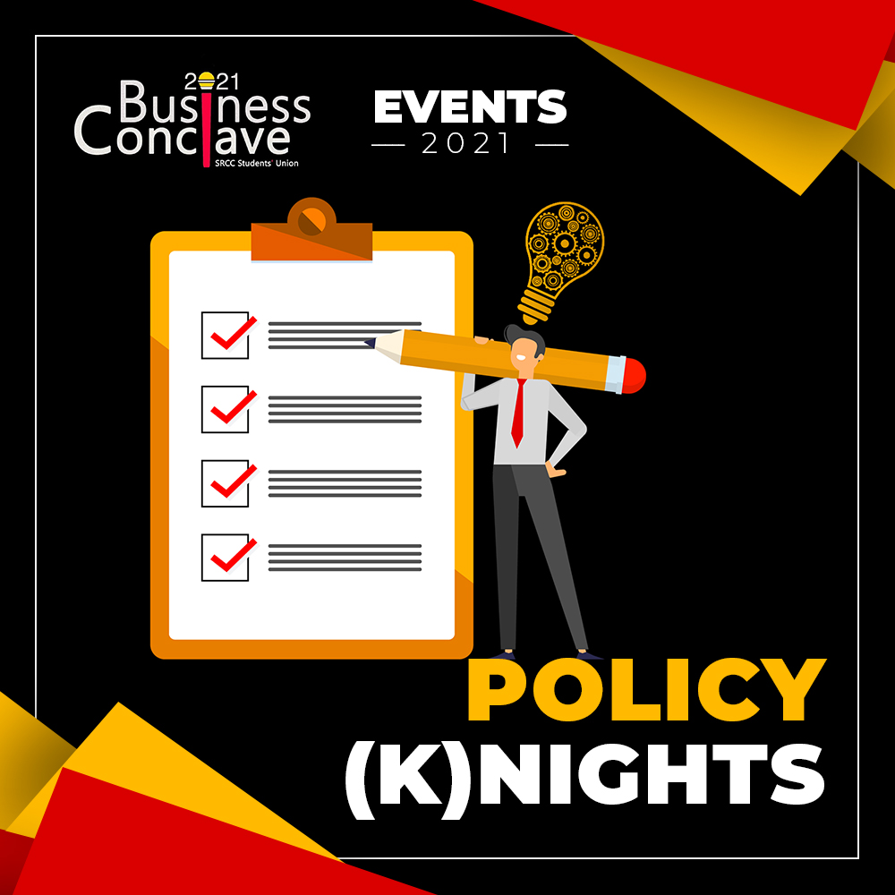 Policy Knights srcc business conclave 2021