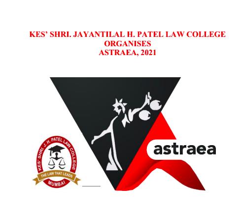 KES' Shri. Jayantilal H. Patel Law College's Inter-Collegiate Legal Fest