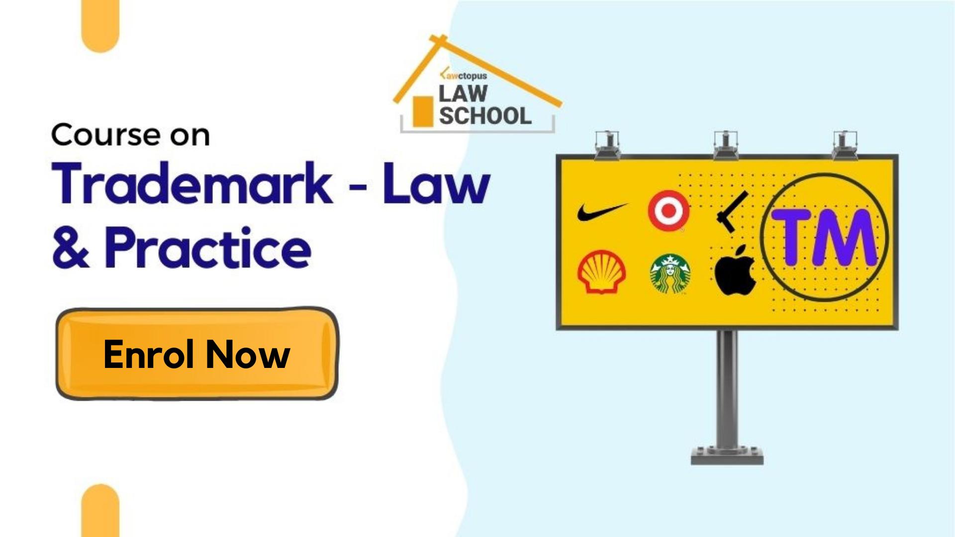 Trademark Law & Practice