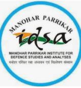 mp idsa defense studies research analyst job delhi