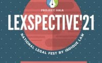 Lexspective'21: National Legal Fest by Indique Law