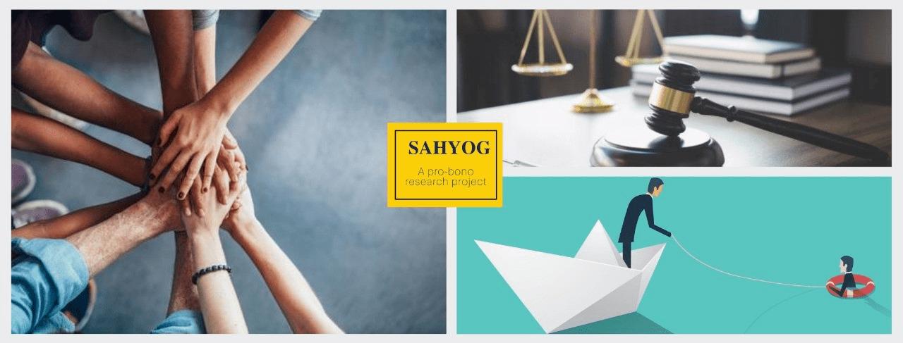 SAHYOG - A pro bono research project