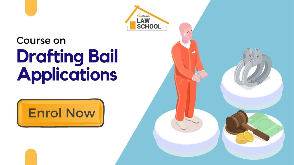 drafting bail applications