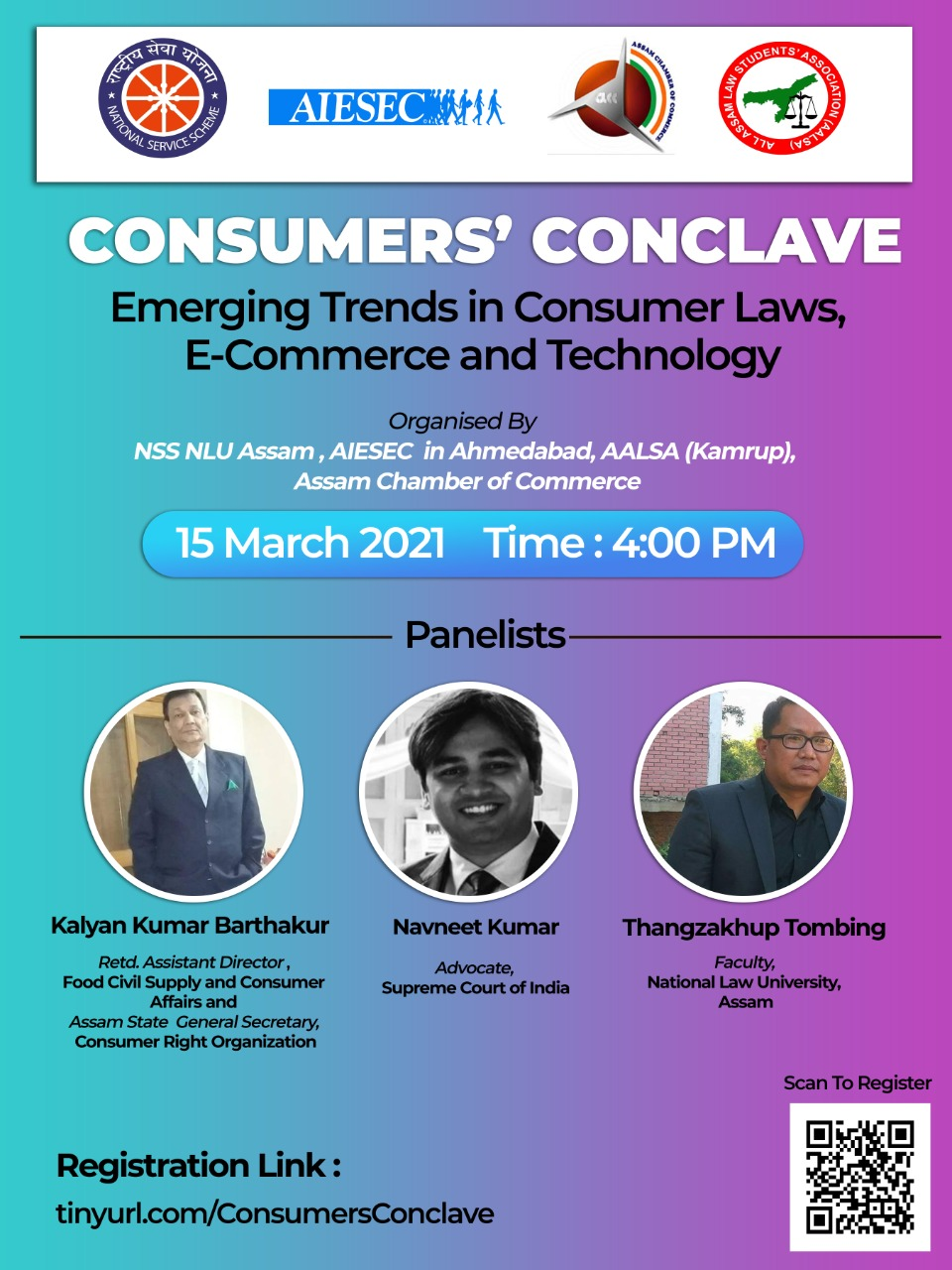 NLUJAA Consumers Conclave