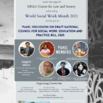 panel discussion on draft ncsw bill 2020