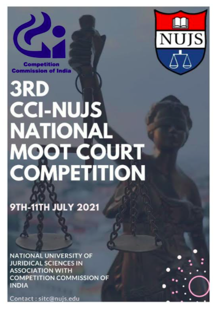 CCI NUJS Moot Court Competition