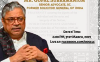 Delhi University Keynote Series on Constitution of India