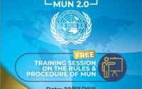 webinar on rules and procedure of muns