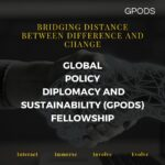 glibal policy diplomacy sustainability gpods fellowship