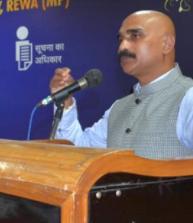 shri rahul singh state information commissioner mp bhopal