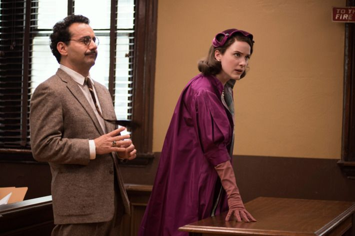 What if The Marvelous Mrs. Maisel Chose to Be A Lawyer?