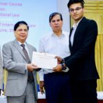 harsh sharma who did lawctopus law school's moot course