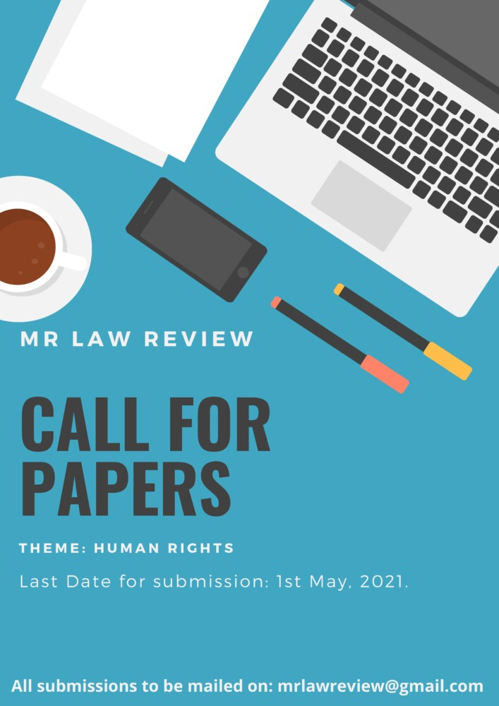 mr law review poster