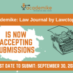 accepting submissions
