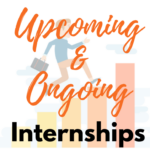 upcoming and ongoing internship opportunities lawctopus