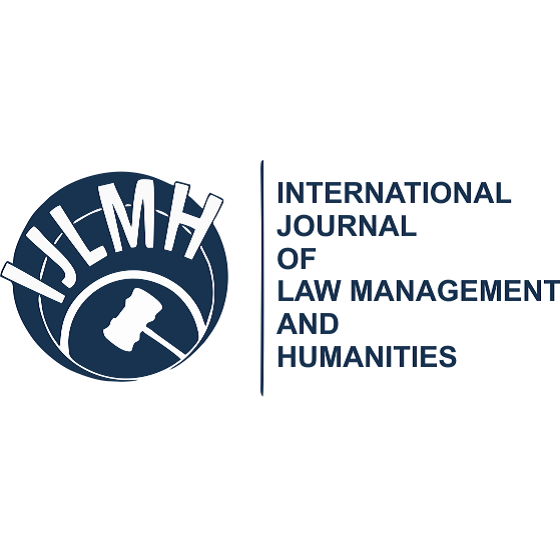 International Journal of Law Management & Humanities