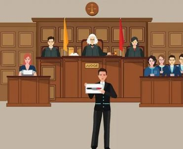 2nd nagtional moot court competition 2021 by central law college salemr mangalam university