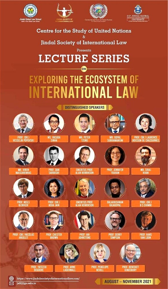 jindal global law school lecture on private law remedy for breaches of international law norms