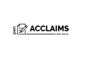 Call for Papers: Pen Acclaims