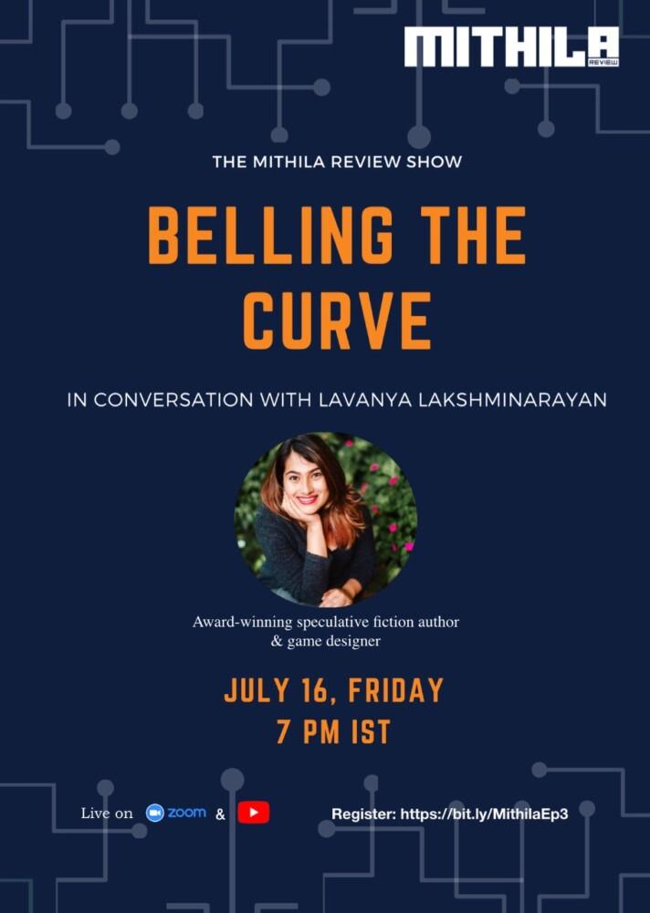 Lavanya Lakshminarayan Book Discussion
