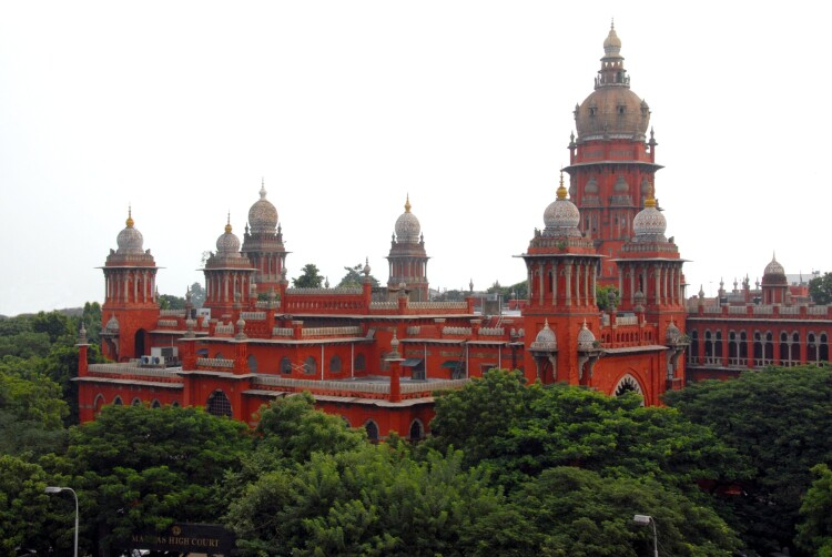 high court of madras job post law clerks recruitment for freshers