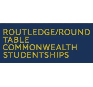 routledge roundtable commonwealth studentships 2021-22
