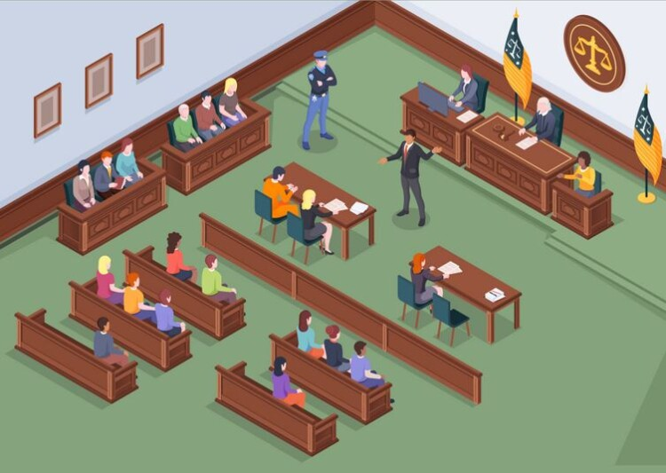 12th national moot court competition virtual by christ school of law