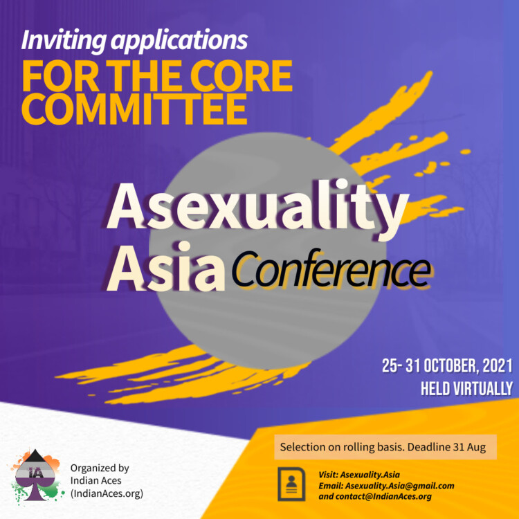 Call for Applications: Core Committee at Indian Aces Conference