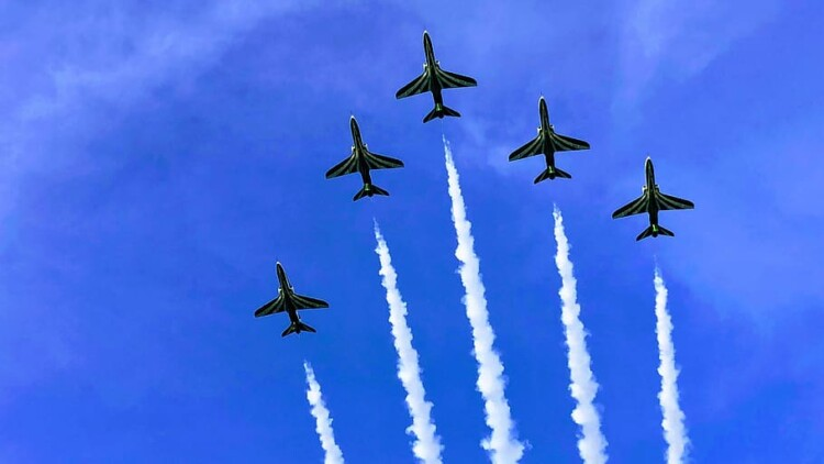online quiz competition on indian air force day by uils panjab university