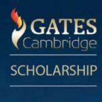 gates cambridge international scholarship 2022 23