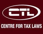 Centre for Tax Laws Internship