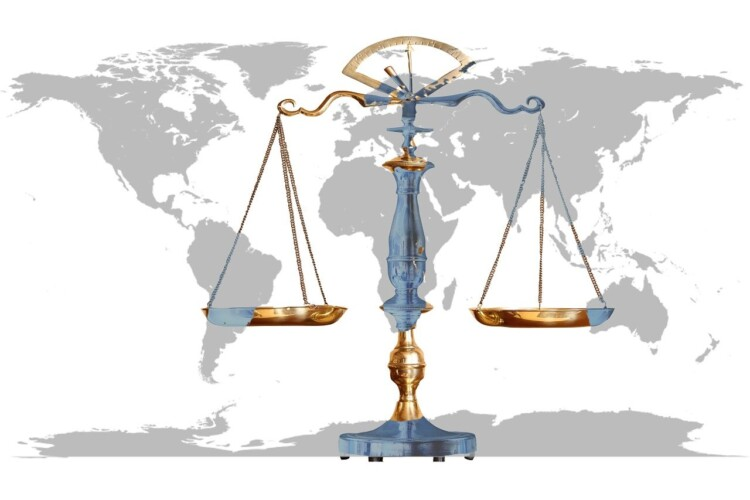 webinar on outreach of international law in geo-economic world by ims law college noida