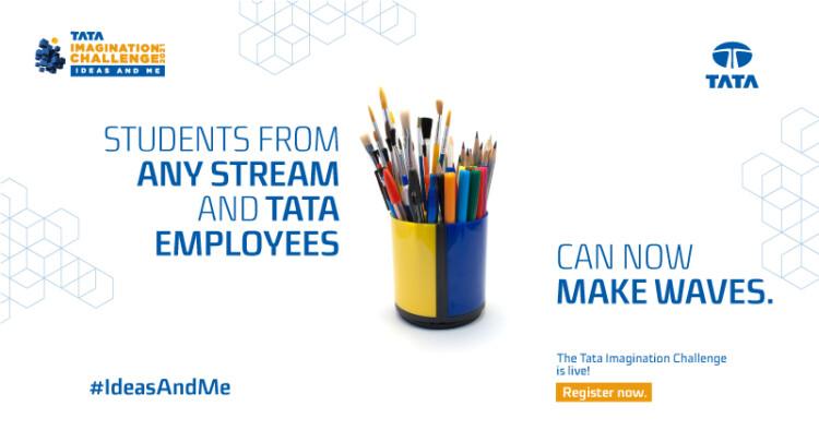 The Tata Imagination Challenge 2021